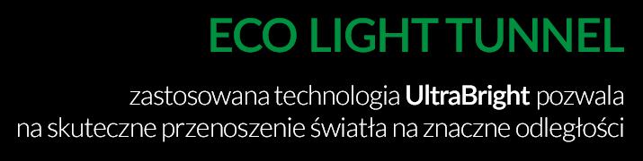 rury światłonośne sztywne UltraBright
